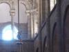Het wierrookvak wordt door de kathedraal geslingerd, het hoogtepunt van de mis