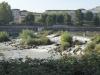 De rivier Ebro
