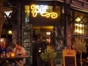 Maar eerst een La Chouffe en Brugse Zot bij ons favoriete eetcafé Sijf aan de Oude Binnenweg; hoe bedoel je traditie