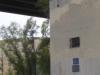 Peregrino's onder het viaduct