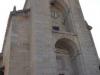 De eenvoudige kerk van La Inmaculada in Hontanas