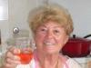 Annette, na de koffie krijgen we een glaasje rosé