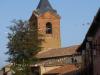 Via de kerk van El Burgo Ranero lopen we al snel het dorp weer uit