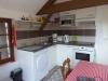De keuken met alles erop en eraan, voor de verwende pèlerin