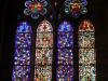 De kathedraal van Léon, schitterend glas in lood
