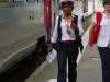 Bourges, iedereen moet de trein verlaten