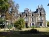 Château Saint-Vincent in Bazas