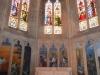 De kathedraal van Bazas