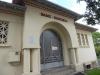 De refuge, het vm badhuis; betalen hoeft niet, een 'donativo' is welkom