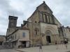 De kerk van Saint Sever