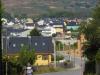 Cacabelos ligt in het dal