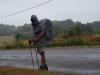 Het gaat steeds harder regenen