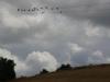 Schitterende wolkenpartij