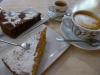 Tijd voor koffie met een heerlijk stuk taart