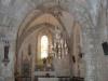 De kerk van Arrènes