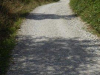 De paden in Galicia zijn tot nu toe prima