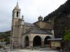 De kerk van Molinaseca