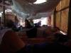 De kamer minder ruim, het sanitair op grotere afspand
