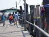 De pier van Ban Phe