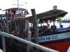 De boot naar Koh Samed