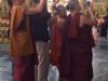 Ook monniken maken natuurlijk foto's