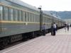 Grensovergang Rusland-Mongolië