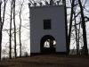 Toren waar schapen schuilen