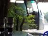 Met de bus rijden we naar My Thó, met onderweg een plas- en koffiestop