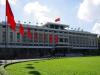 Independence Palace, het paleis van de laatste president van Vietnam, nu het Herenigingshuis