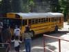 Tegen 2 uur zijn we terug bij de ingang, want om 2 uur gaat de bus terug naar Santa Elena