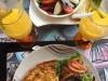 Lekkere lunch, met een Frans tintje