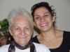 Moeder, eigenaresse Casa Karlita, en dochter