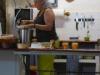 In Viloria de Rioja scoren we een omelet en verse jus d'orange, donativo