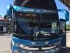 Om half 1 verschijnt de bus naar San José