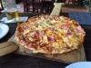 Pizza met tapbier (uniek!)