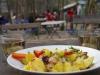Een alternatieve lunch in Prinzessinnengarten