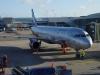 Skypartner Aeroflot is 3 kwartier te laat