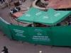 Heineken bouwt een 'countdown' podium