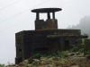 Eén van de bunkers uit de Vietcong oorlog