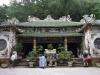 Eén van de vele tempels