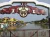 Hoi An; de rivier Song Thu Bon doorkruist de stad