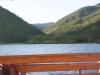 Boottocht Bolshie Koty Village > Listvyanka