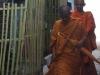 Monniken zijn ook op zoek naar de tempel