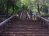 Wat Banan Tempel, 370 treden op, ... en af