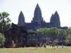 Angkor Wat, het symbool op de Cambodjaanse vlag