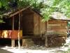 Een onderkomen voor de Boeddhisten bij de Wat Bo Tempel