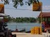 De haven van Don Det