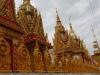 Wat Luang, een tempelcomplex aan de Mekong River