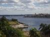 Uitzicht vanaf Castillo de los Tres Reyes del Morro
