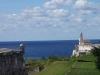 Uitzicht vanaf Fortaleza de San Carlos de la Cabanã